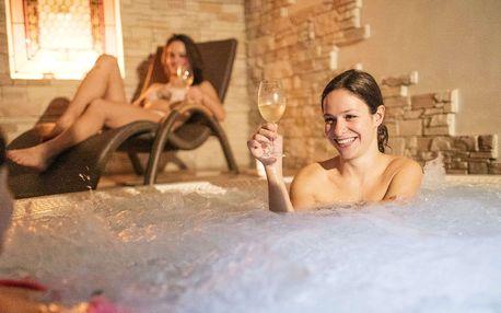 Wine Wellness Hotel Centro s vinnými procedurami i na Silvestra