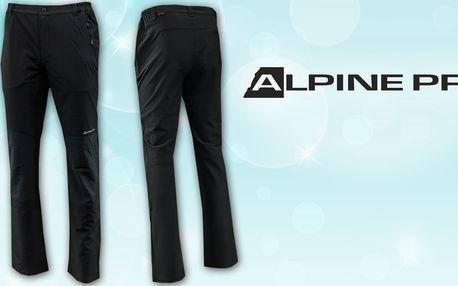 Pánské softshellové kalhoty Alpine Pro