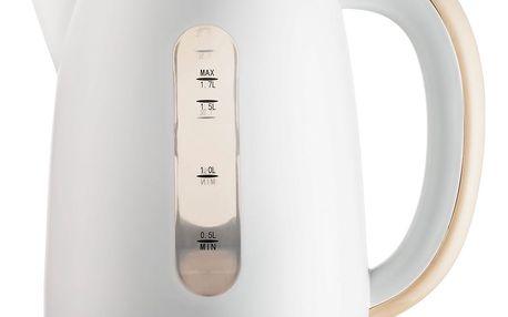 Concept RK2331 Rychlovarná konvice Palette 1,7 l, béžová