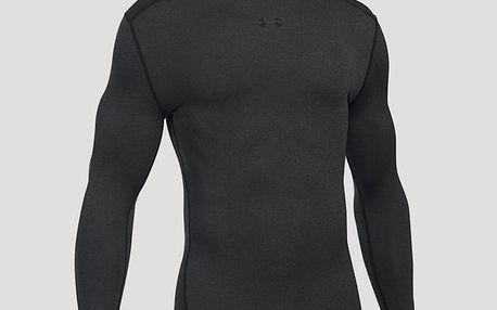 Kompresní tričko Under Armour Coldgear Hood Černá