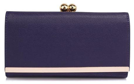 Dámská námořnicky modrá peněženka Libby 1050a