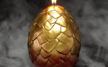 Svíčka dračí vejce Game of Thrones