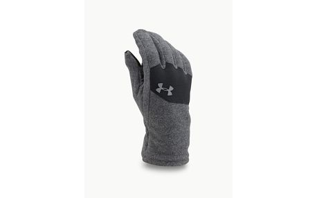 Rukavice Under Armour Coldgear Men's Core Fleece Glove Šedá