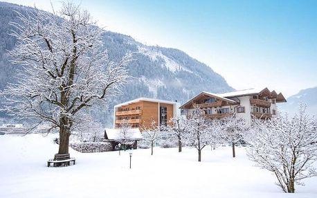 Rakouské Alpy v hotelu Gutshof Zillertal