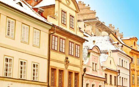Friday Songs apartmán pro 2 až 6 osob jen 300 m od Pražského hradu