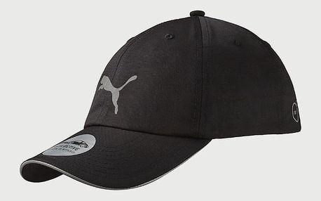 Kšiltovka Puma Unisex Running Cap III Černá