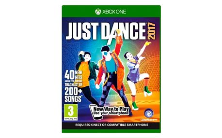 Ubisoft Just Dance 2017 Unlimited / Xbox One