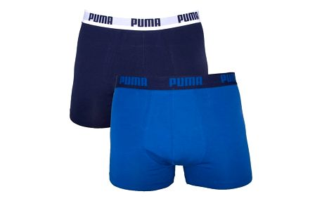 Puma Basic Boxer 2P true blue XL true blue
