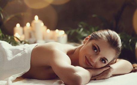 3x relaxační masáže s parafínem na ruce