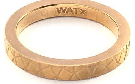 Dámský prsten Watx + Colors JWA0921T16 17,8 mm