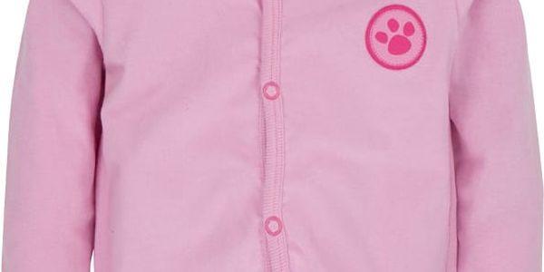 G-MINI Prima Kabát Pejsek D (vel. 80) - růžová