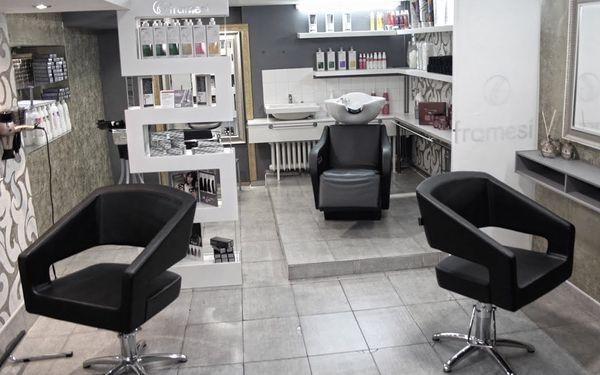 Salon Haircut & Style