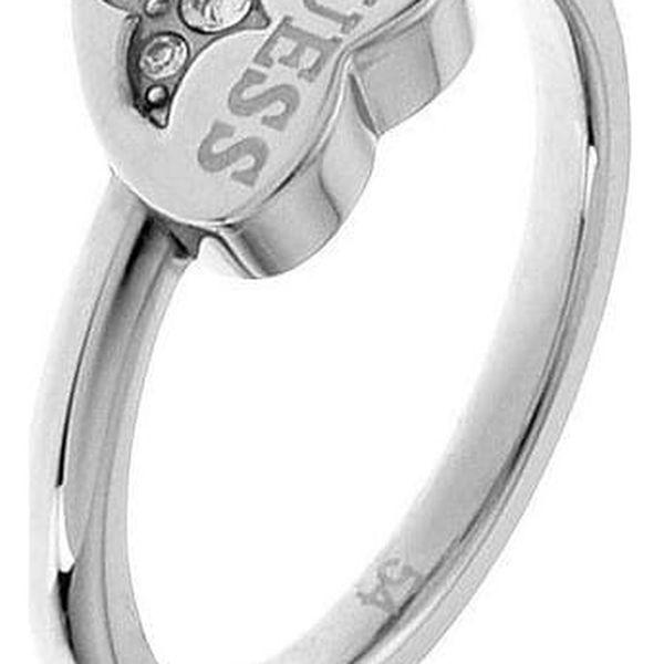 Dámský prsten Guess USR81003-54C 17 mm