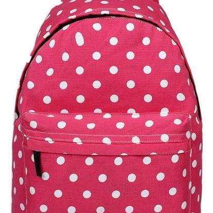 Dámský růžový batoh Montey 1401D