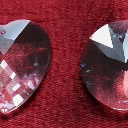 Dekorativní Feng Shui krystaly ve třech designech