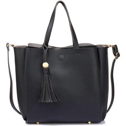 Dámská černá kabelka Livvi 550