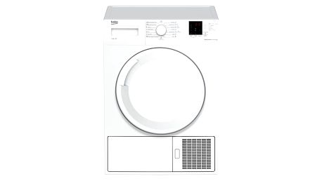 Sušička prádla Beko DS8312PX bílá + DOPRAVA ZDARMA