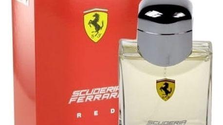 Ferrari Scuderia Ferrari Red 75 ml toaletní voda pro muže