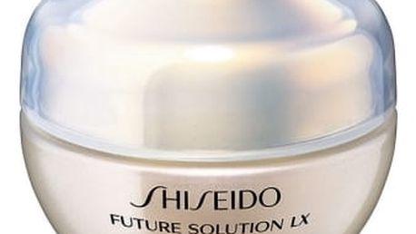 Shiseido Future Solution LX Total Protective 50 ml denní pleťový krém proti vráskám pro ženy