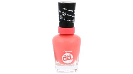 Sally Hansen Miracle Gel STEP1 14,7 ml lak na nehty pro ženy 210 Pretty Piggy