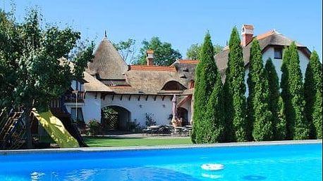 Relax v srdci jihoslovenských termálů v oblíbeném penzionu Žitava