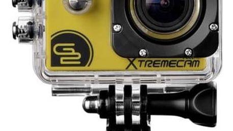 Outdoorová kamera GoGEN XTREME CAM 10 Y žlutá + okamžitá sleva 200 Kč!