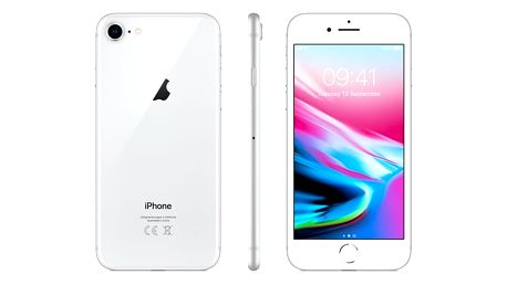 Mobilní telefon Apple iPhone 8 64 GB - Silver (MQ6H2CN/A) Software F-Secure SAFE 6 měsíců pro 3 zařízení v hodnotě 979 Kč + DOPRAVA ZDARMA