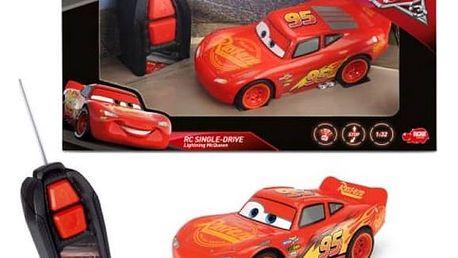 RC Cars 3 Dickie Blesk McQueen Single Drive + Doprava zdarma