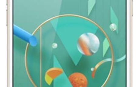 Mobilní telefon Nubia N2 Dual SIM 4 GB 64 GB (6902176901089) zlatý + DOPRAVA ZDARMA