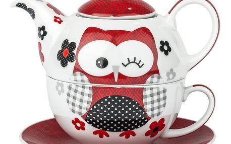 3dílná čajová sada v dárkové balení