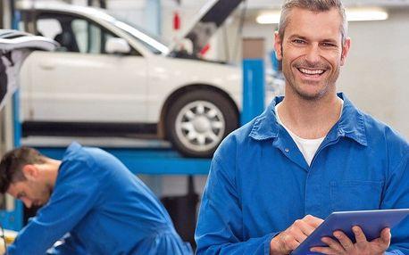 Celoroční kompletní péče o vaše auto