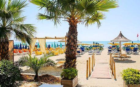 Hotel Bella Vista***, Neobjevená Albánie s hotelem přímo u pláže
