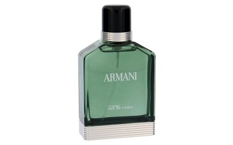 Giorgio Armani - Eau de Cedre 50ml Toaletní voda M