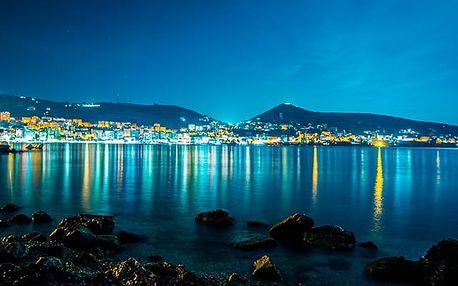 Hotel Blue Sky****, Dovolená ve 4* hotelu v exotické Albánii