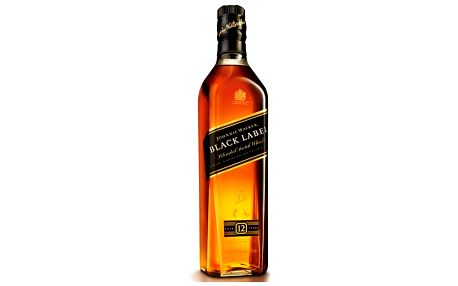 Whisky Johnnie Walker Black 0,7l 40%