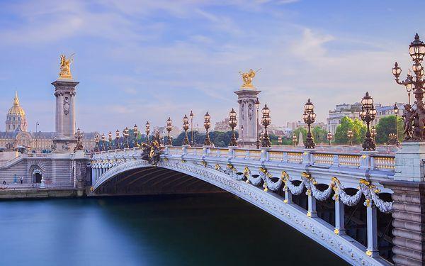 Velikonoční zájezd do Paříže s 1 nocí v hotelu