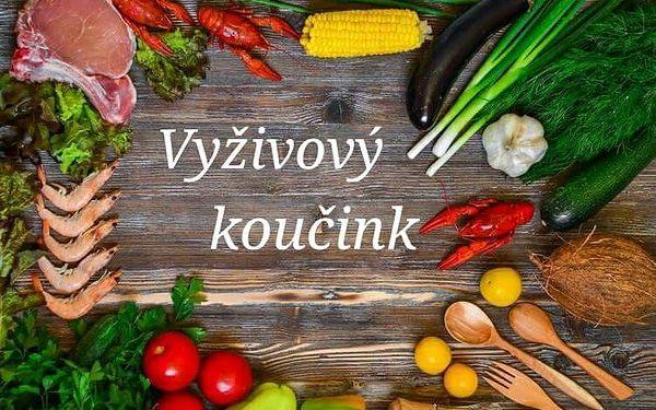 Měsíční výživový koučink: jídelníček, cvičení a jiné