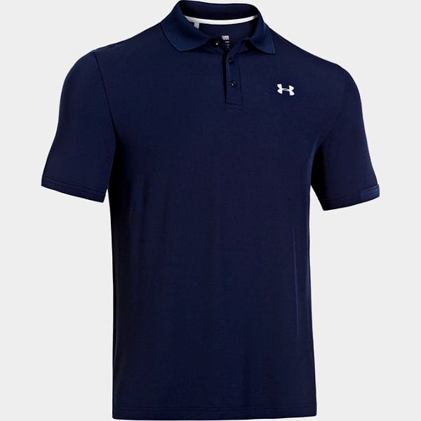 Tričko Under Armour Performance Polo Šedá