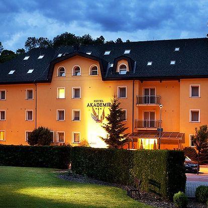 Odpočinek na Olomoucku s polopenzí i wellness