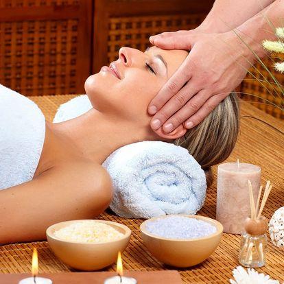 60minutová holistická čínská čakerní masáž