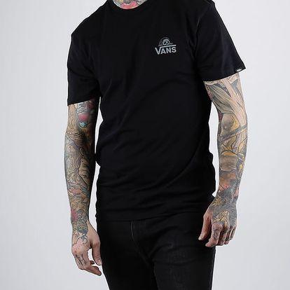 Tričko Vans MN SKETCHY RIPPER Black Černá