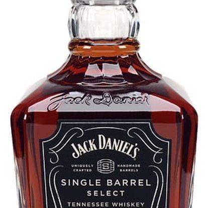 Whisky Jack Daniels Single Barrel 0,7l 45%