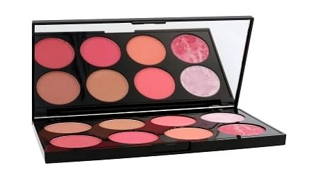 Makeup Revolution London Ultra Blush Palette 13 g tvářenka pro ženy Sugar And Spice