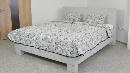 Čalouněná postel CALYPSO