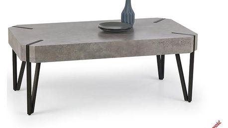 Konferenční stůl Emily beton