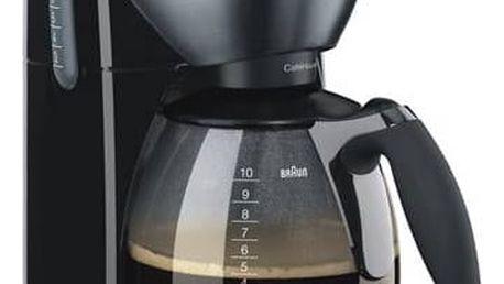 Kávovar Braun KF 570/1 černý + Doprava zdarma