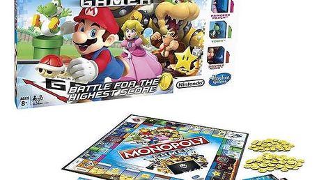 Hra Hasbro Monopoly Gamer + Doprava zdarma