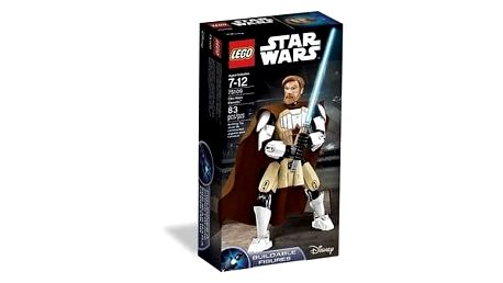 Stavebnice LEGO® Star Wars 75109 Obi-wan Kenobi™ + Doprava zdarma
