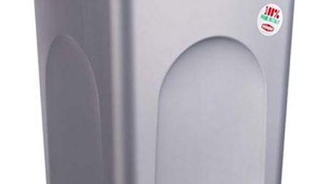 Multipat odpadní koš 60 l žlutá 5570155 vetro-plus