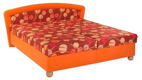 Manželská postel Irena